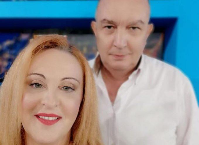 O καρδιολόγος κ. Β.Νομικός στην εκπομπή ΕΥ ΖΗΝ  με την Μαρία Πρασίνου
